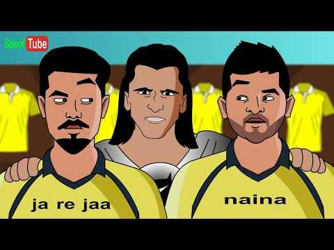 VIVO IPL 2018 - CSK ki Tayari - STV