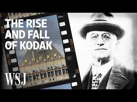Kodak Tries to Reinvent After Struggling to Adapt | WSJ