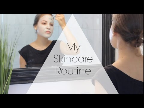 Natural Skincare Routine | How I Cured My Acne
