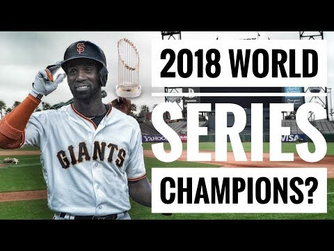 How Andrew McCutchen Can LEAD THE GIANTS TO THE WORLD SERIES