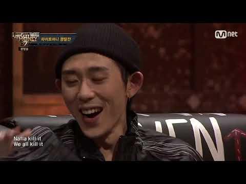 [Show me the money 7] 나플라(Nafla) VS 이케이(EK)0 VS 윤병호(Bully Da Bastard) Full Ver. _ [Korean Rapper]