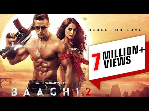Baaghi 2 Bollywood Movie Promotion Video - Tiger Shroff, Disha Patani   Fox Star Studios