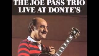 Joe Pass Trio - Donte