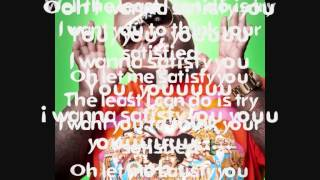 Cee Lo Green - Satisfied - Lyrics