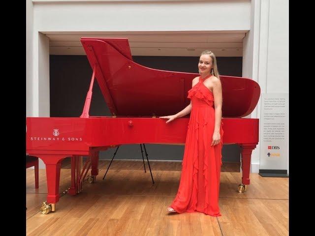 Sergei Rachmaninoff, Elegie Op. 3 No. 1 – Kseniia Vokhmianina, piano