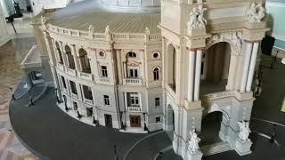 ???? Одесский национальный академический театр оперы и балета  - обзор архитектуры