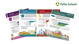 Fáilte Ireland's new marketing insights for overseas holidaymakers thumbnail