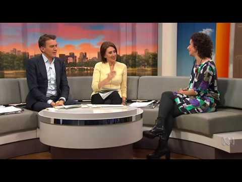 ABC News Breakfast:  Chatting modern food technology