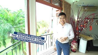 Edgewater, Freehold, 1238sqft, 3-Bedders, Singapore Condo Property for Sale - PropertyLimBrothers
