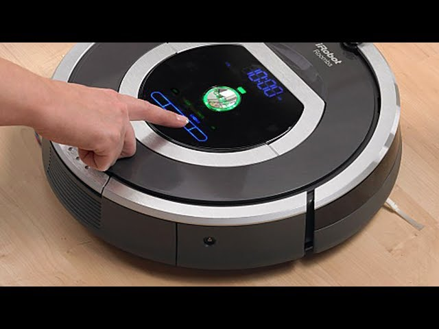 Don't get a Roomba: Robot to vacuum up all your dirty secrets