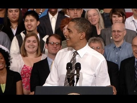 President Obama Speaks on American Energy