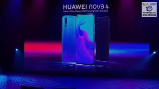 HUAWEI nova 4 Price + Availability in Malaysia