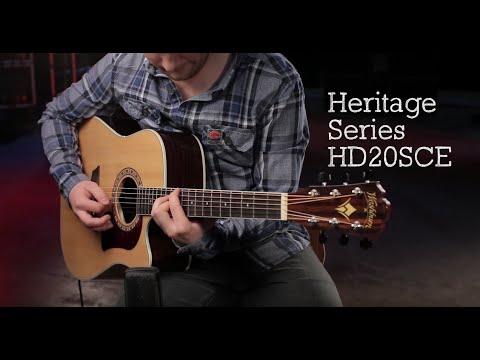 Washburn HD20SCE