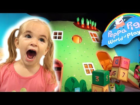Juliet's Birthday Special at Peppa Pig World of Play!