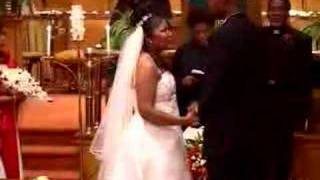 A Look at an African American Wedding