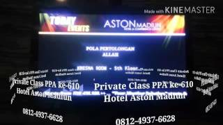 Just Focus On Allah Kang Helmy PRIVATE CLASS PPA MADIUN