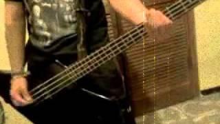 burzum - stemmen fra taarnet - cover bass