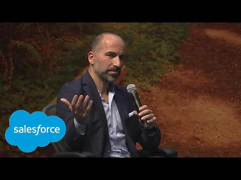 Fireside Chat with Dara Khosrowshahi and Marc Benioff