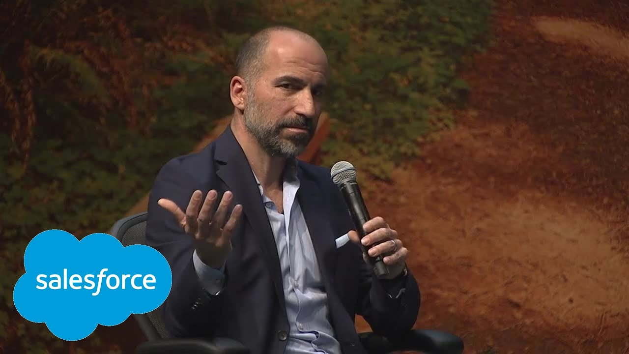 Fireside Chat with Dara Khosrowshahi and Marc Benioff ...
