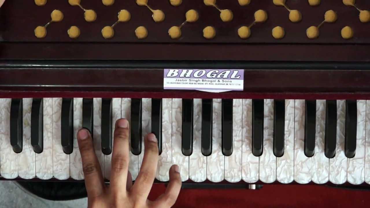 mil mere pritma jeeyo learn gurbani kirtan harmonium youtube