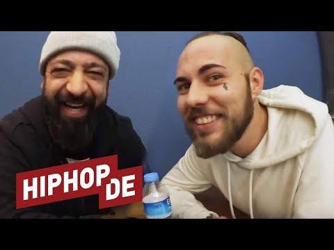 """M.O über die EP """"M.O. Season"""", den Hate, seine Tattoos & Familie (Interview) #waslos"""