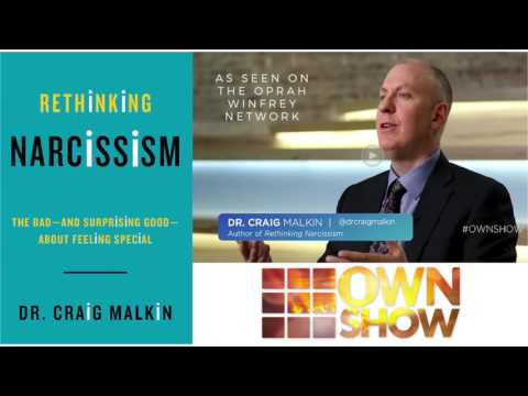 Dr. Michael Harris Interviews Dr. Craig Malkin on Narcissistic Personality Disorder