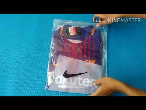 Barcelona Home Nike Jersey
