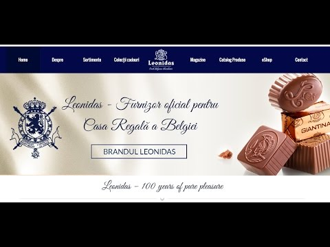 Leonidas România - transmisiune by Luxury-Photo-Video