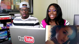 Ariana Grande Let Me Love You Ft Lil Wayne Couple Reacts