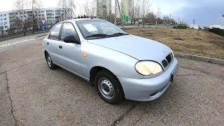 2012 ЗАЗ Chance!  Бюджетный, но крепкий авто!  Обзор И ТЕСТ.
