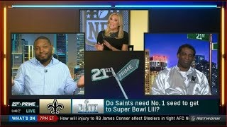 Do Saints need No. 1 seed to get to Super Bowl LIII?