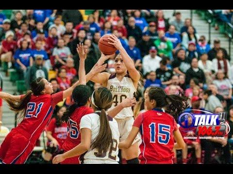 Girls Section Final Winslow vs Holbrook Basketball 2/13/15 Full Game