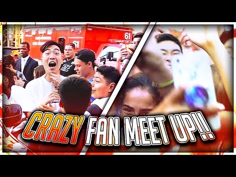 Thumbnail: I GOT ATTACKED AT MY CRAZY FAN MEET UP
