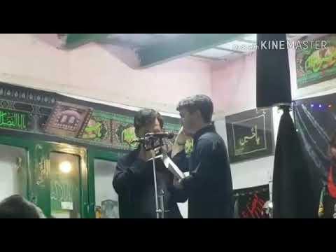Pashto Noha 2019 - Rubai - Da Ba Ma Wata Pighoar - Zakir Malik Bilal