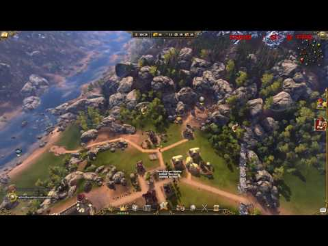 The Settlers 7 - PC Gameplay in 1080P