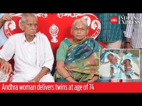 74-Year-Old Woman Becomes World's Oldest Ever to Give Birth