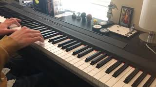 Muse - Something Human (Piano cover)