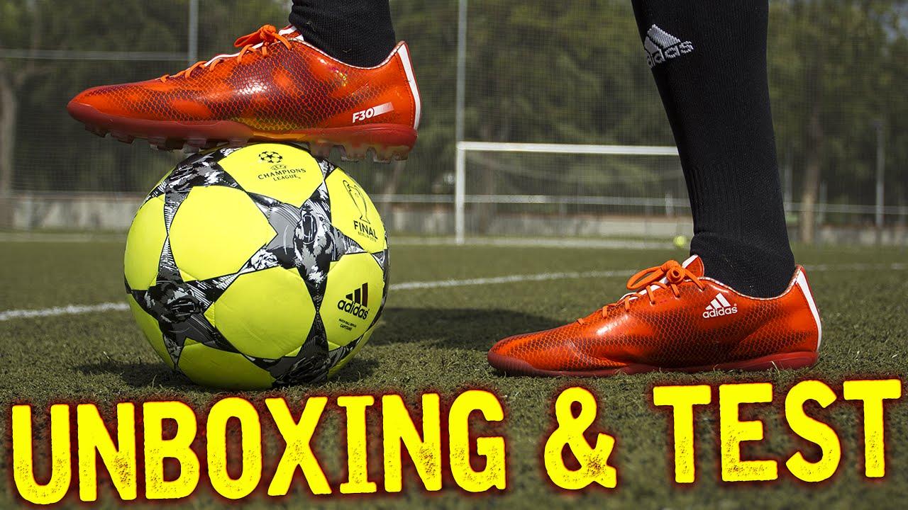 newest ac3dd 6a29f Botas de Fútbol Adidas F30 AG - Freestyle, Free Kicks  Soccer