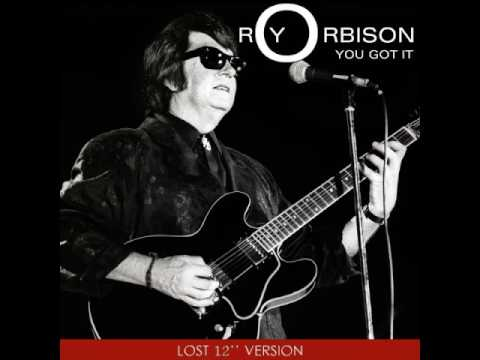 Roy Orbison - You Got It (Lost 12'' Version)