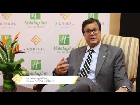 Agrisal Hoteles renueva Holiday Inn San Salvador