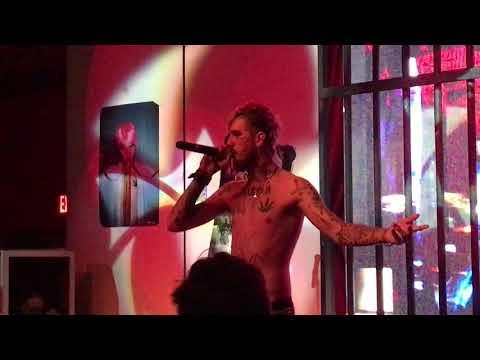 Lil Peep - Needle (UNRELEASED), COWYS Tour Cleveland, Ohio 10/23/2017