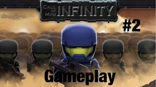 Call of Mini Infinity Part 2 (Drop Bomb)