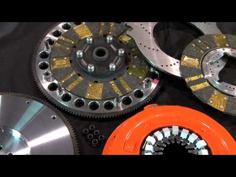 Centerforce - Proper Clutch Break-In
