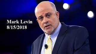 """Mark Levin on Charles Blow """"Trump is a racist because Blow says he is"""""""