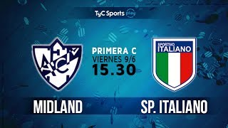 CA Midland vs Sportivo Italiano full match