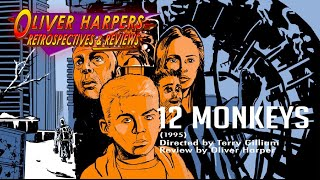 12 Monkeys (1995) Retrospective / Review New intro artwork produced...
