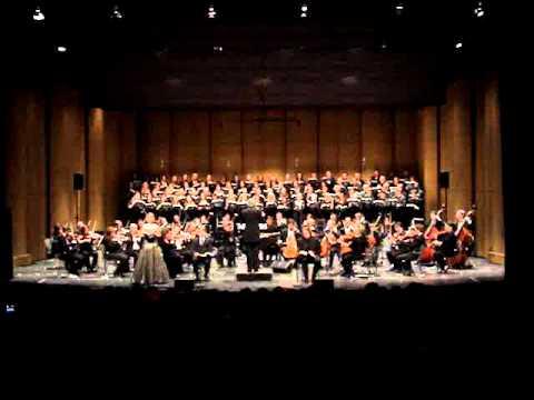 Haydn: Die Schöpfung.2b Mit Staunen Sieht Das Wunderwerk