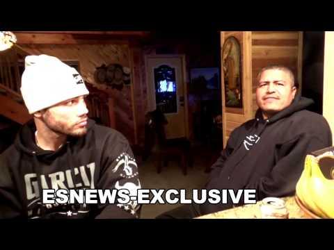 Julio Cesar Chavez Jr FULL interview On Khan vs Canelo, Fighting GGG, Ward kovalev and more