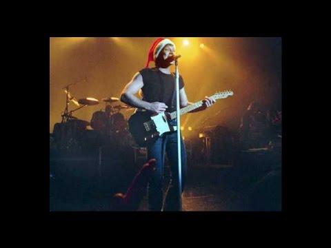 Bon Jovi I Wish Everyday Could Be Like Christmas - Live 1992