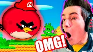 SUPER ANGRY BROS - OMG!! ES BRUTAL | Video Reaccion